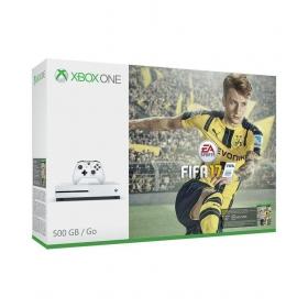 Microsoft Xbox One 500gb Console ( 17 Fifa )