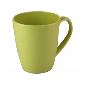 Milk Mug 360 Ml Lime Green