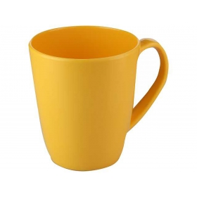 Milk Mug 360 Ml Golden Yellow