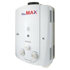 Min Max 7 Ltr Elegance Gas Geysers Ivory
