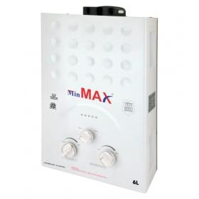 Min Max 6 Ltr Super Gas - Geysers Ivory