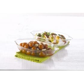 Mini Oval Dish Set - 340ml+ 340ml