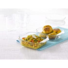 Mini Square Dish Set - 340ml+ 340ml