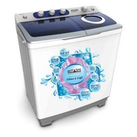 Mitashi 8.5 Kg Misawm85v25 Ajd Semi Automatic Top Load Washing Machine
