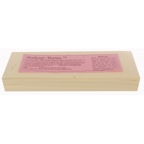 Makeup Mania Hair Removal Waxing Strips - Ivory 70 Pcs
