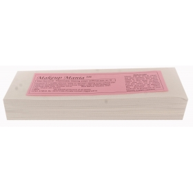 Makeup Mania Hair Removal Waxing Strips - White 70 Pcs