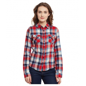 Bird Cotton Shirt