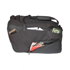 Mohawk Black Solid Duffle Bag