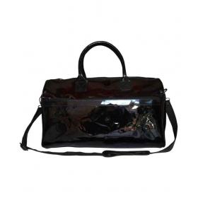 Mohawk Black Solid Duffle Bag