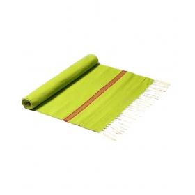 Green Cotton Yogo Mat