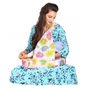Momtobe Oval Sponge Nursing Pillows