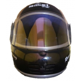 Montex Na - Full Face Helmet Black M