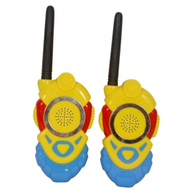 Yellow Minion Walkie Talkie Set