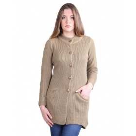 Brown Woollen Coats