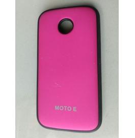 Motorola Moto E Back Cover