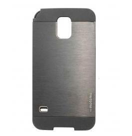 Motomo Back Cover For Samsung Galaxy S5  Black