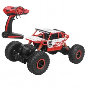 Rally Car Rock Crawler Off Road Race Monster Truck