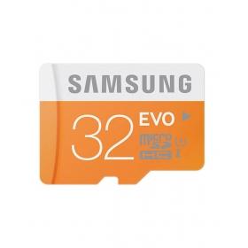 Samsung Evo 32gb Microsdhc Class 10 48 Mb/s