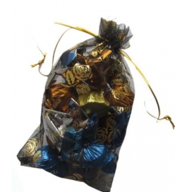 Homemade Chocolates _ Rose Chocolate Pouch