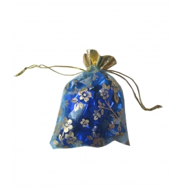 Homemade Chocolates _ Blue Berry Chocolate Pouch