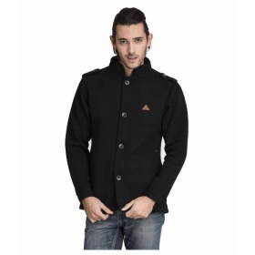 Black Casual Jacket