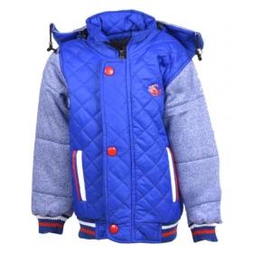 Blue Full Sleeve Jacket For Boys