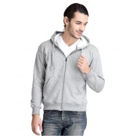 Grey Casual Jacket