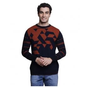Multi Round Neck Sweater