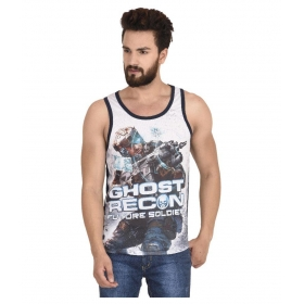 Navy Sleeveless Vests Single