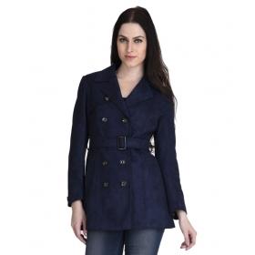 Velvet Trench Coats