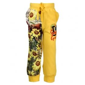 Yellow Color Capri For Boys
