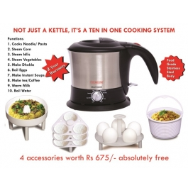 Clearline Multicook - 8 In 1 Cooking System