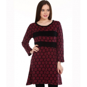 Black Woolen Pullover