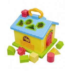 My Precious Baby Carry Along Shape Sorter