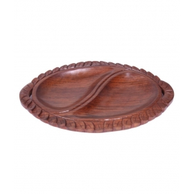 Wooden Bar Tray 1 Pcs