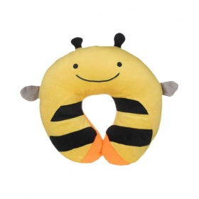 U Shape Feeding & Nursing Baby Neck Pillow - Honey Bee