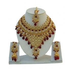 Hand Made Designer Jewelery Necklace Set