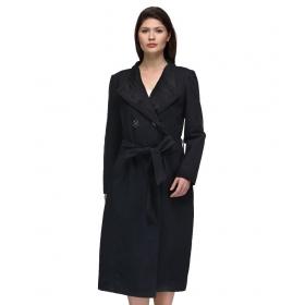 Black Woollen Coats