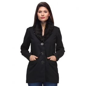 Black Woollen Jackets