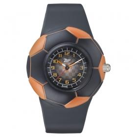 Multicolour Dial Plastic Strap Watch (nec3008pp02c)