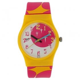 Multicoloured Dial Watch (nec3028pp07c)