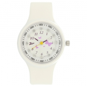 Multicoloured Dial Watch (nec4038pp02c)