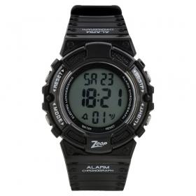 Black Digital Watch (nec4040pp06j)