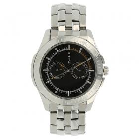 Titan Octane Chronograph Watch For Men (nf1587sm03)