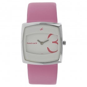 Fastrack Analog Watch For Women (nf6013sl01)