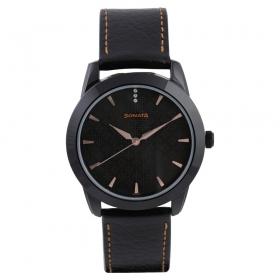 Sonata Watch For Men (nf7924nl01)