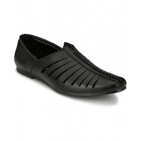 Nickolas Casual Sandle Black Sandals
