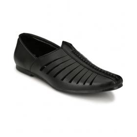 Nickolas Casual Sandle Black Sandals