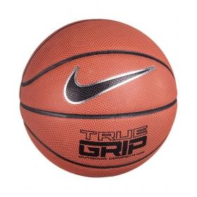Nike 7 Brown Rubber Basketball