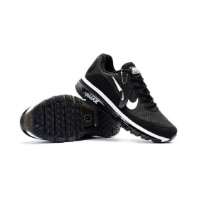 Nike Air Max 2018 Black Training Shoes